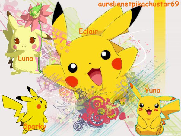 La Team Pikachu
