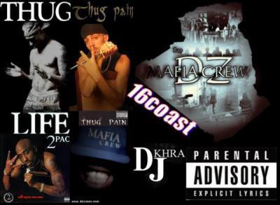 thug pain-2pac