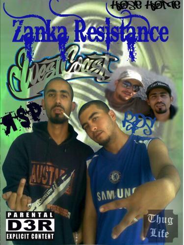 zanka resistance