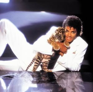 Le roi de la pop,Michael Jackson