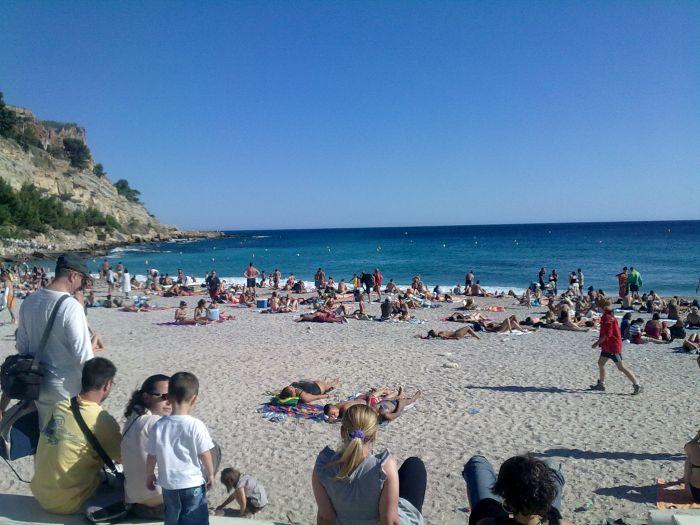 summer 09 Cassis / Marseille