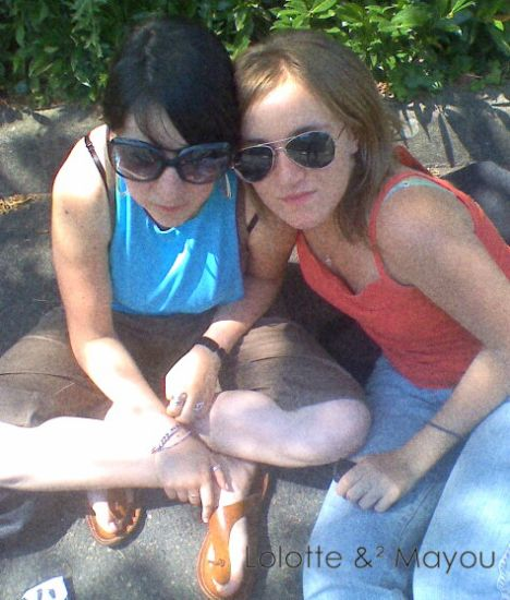 Mlle.Màrie &² Lolotte (lL'