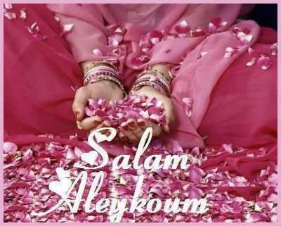 wa alaykoum salam