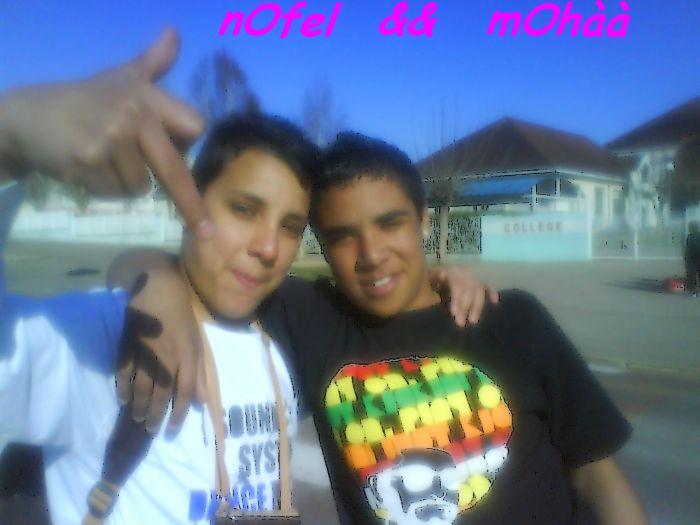 mOiii && Nofel !!
