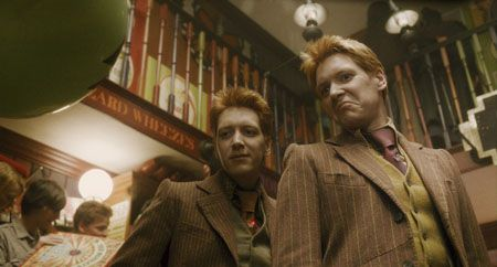 Fred et George x)