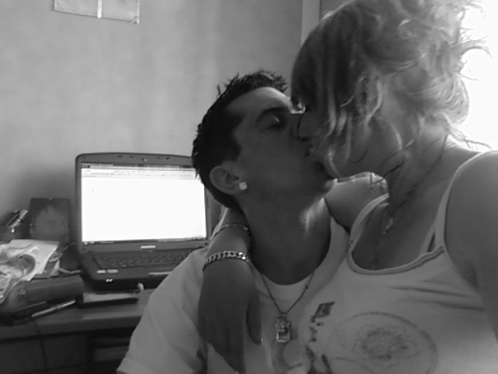mwa et mon petit coeur d'amour