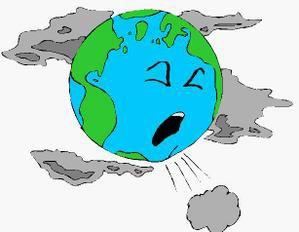 la terre étouffe