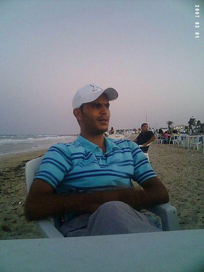 la plage de Zarzis
