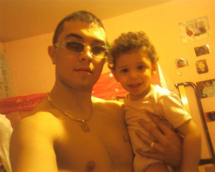 tony et son fils