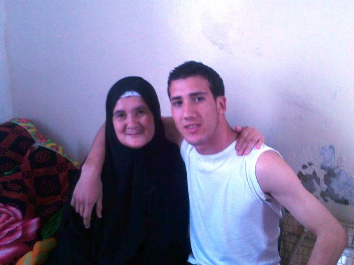 moi et mon amoure ( maman )