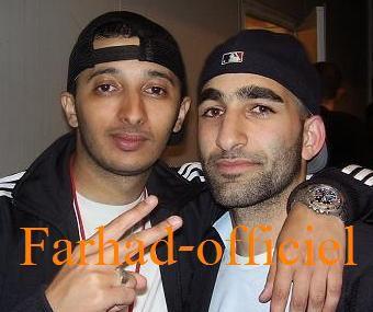 Farhad et Zino