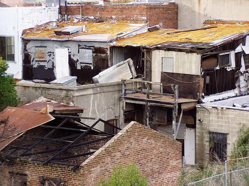 Ghettos de Los Angeles