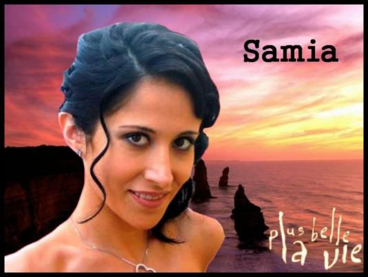 Samia Nasri - 30 ans - Policière