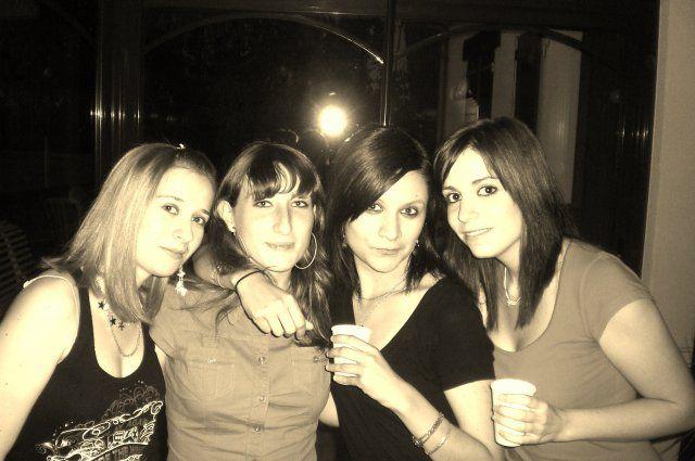 Laeticia, Oreiily, Mylène & moi