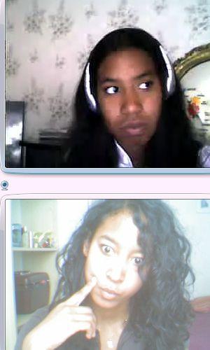 Moi  et Lyly   =D