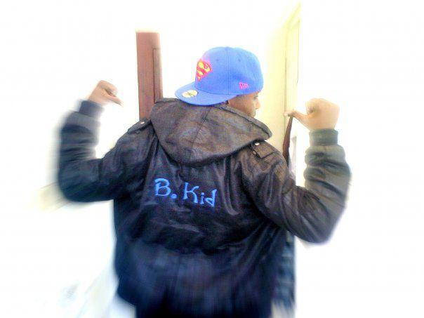 My Fukin Tag On Me jacket