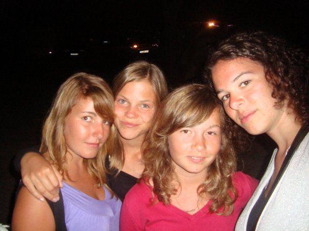 Marine,Angèle,Aurélie&Mouah