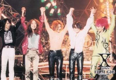X Japan !! Pendant le Last Live