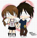 Love together^^