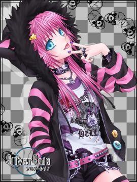 "Pink/Punk Princess"" ! x3"