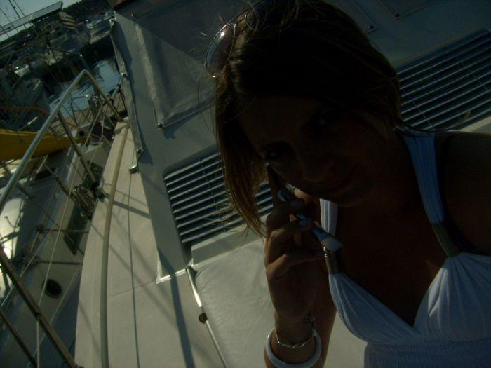 In the Boat :)