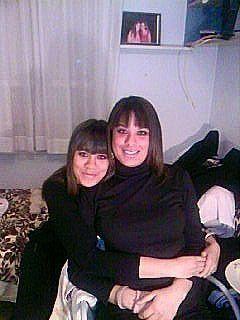 mes 2 soeurs keske jvous aime !! mifa de la fouliiiiii :D
