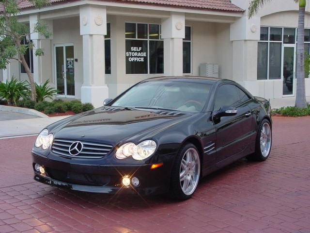 THIS IS MINE MERCEDES SL