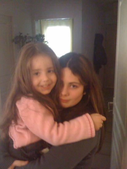 Moi & ma soeurette (( ch'taiime <3))