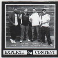 Explicite 64 Content