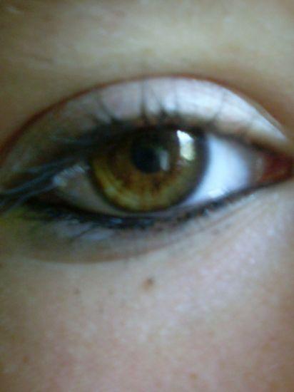 My eyes,  Beautiful no ?