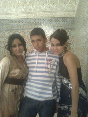 me and ma soeur and mon cousin