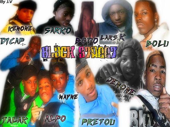 BLACK LIBANDA