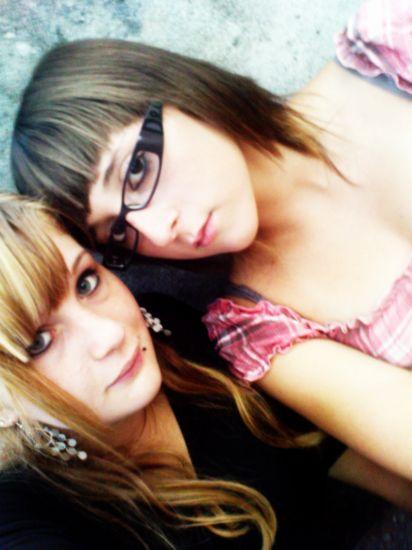 Lea & Justine
