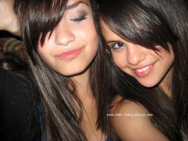 Selena et sa BFF, Demi Lovato