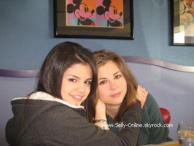 Selena et sa mere