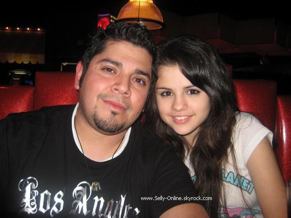 Selena et son pere