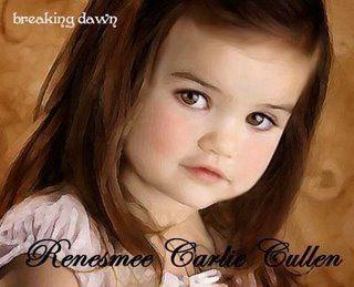 Renesmée Carlie Cullen !!