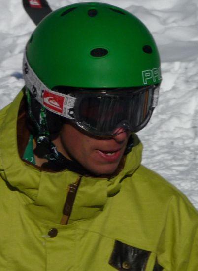 Snow aux Orres 2009