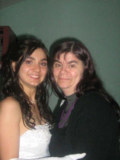 ma soeur et ma mere