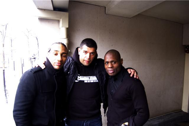 jaycee, brs4 et kerry james en MUSLIM UNITED