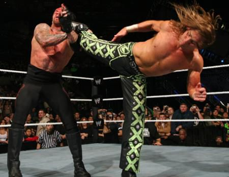 sweet chin music