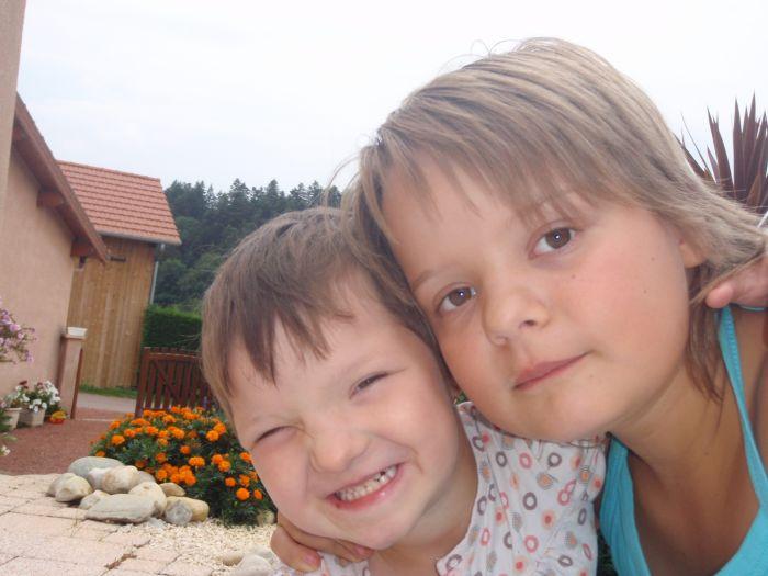 Antonine et Victorine, es 2 petites soeurs