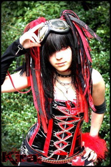 Kira at Japan 09