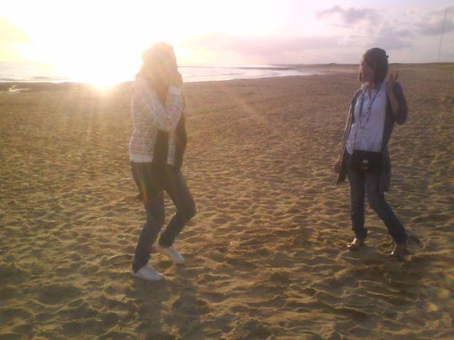 Foufoune et Foufoune playa =)