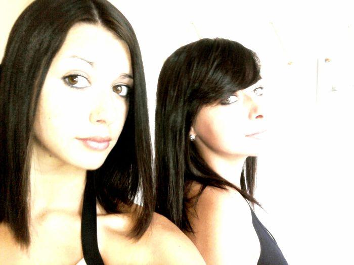 Junita & Cécélio (dans leurs splendeurs absolue) Hmmmmm ><'