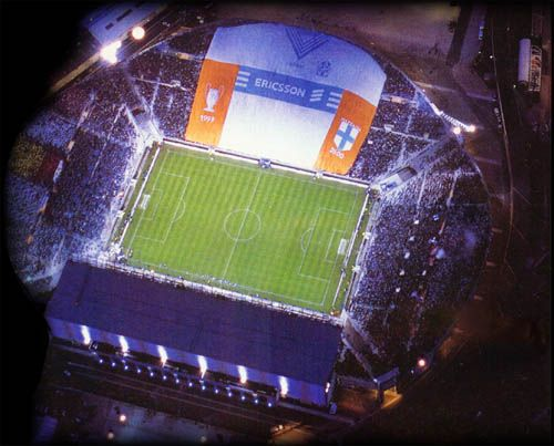 meme vue du ciel,stade velodrome ont t'aiment...