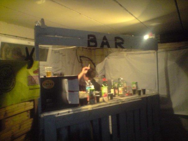 Barman' ; )