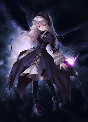je suis un ange noir  votre prire cauchemard