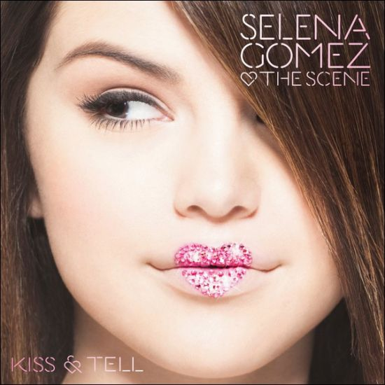 "Pochette de l'album "" Kiss and Tell """