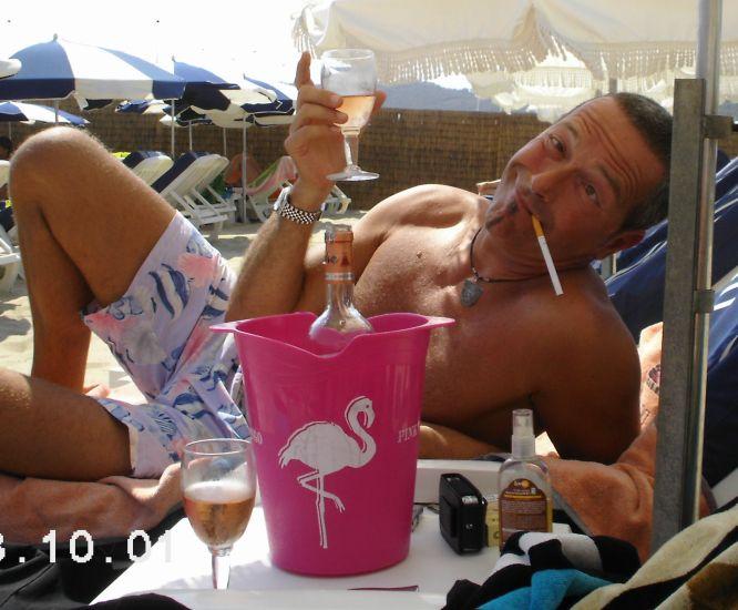 Soyons saoul................et surtout, que ça se voit !